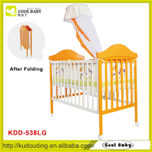 Hot sale Baby Crib , Folding Baby Crib Bed