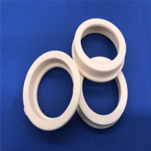 Wear-resistant 99% Al2o3 Alumina Ceramic Sealing Ring