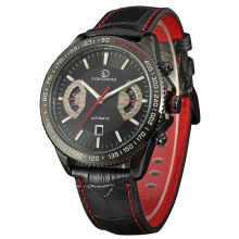 Leather Chain Mens Sport Brand Your Own Watch
