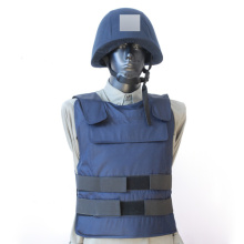 BLUE BULLET PROOF VEST
