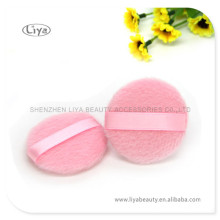 Pink Make Up Powder Puff for Skin Care