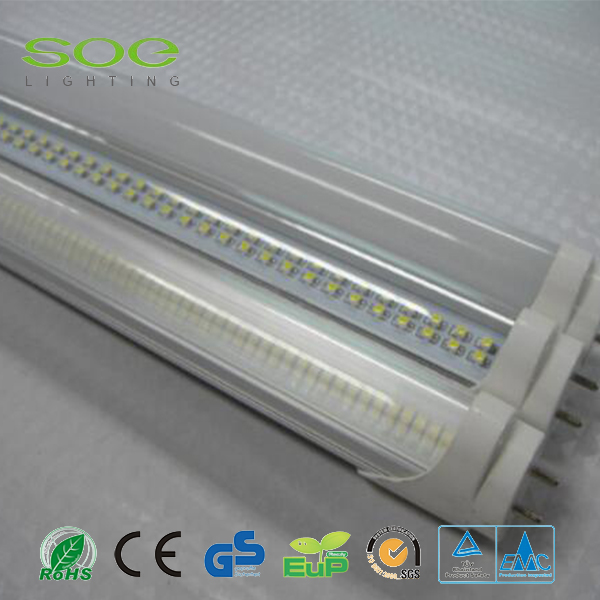 ce rosh T8 pvc 18W 1.2m LED Tube Light