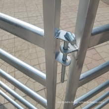 Direct Factory Sale Metal Cattle/Horse/Sheep Fence Panels,Wrought Iron Gate