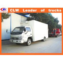 Faw 6 Wheeler Cargo Van Camião