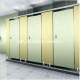Water Resistant HPL Shower Room Partition