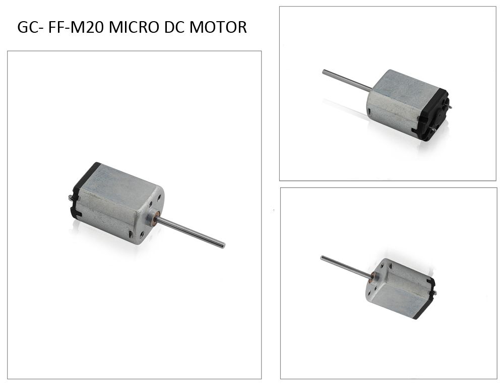 waterproof dc motor