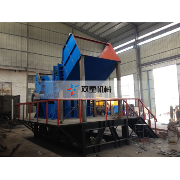 industri Metal Briket Breaker Multi-Load Can Crusher