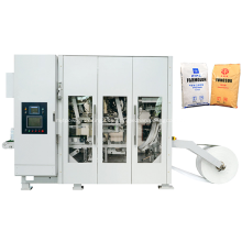 Empaquetadora automática de resina de poliéster