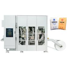 Máquina automática de embalagem de resina de poliéster