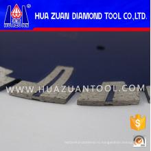 Алмазные лезвия с защитными сегментами для бетонного гранитного мрамора