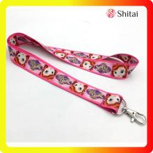 Digitial printing satin ribbon