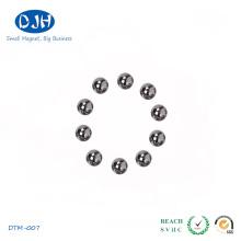 Pequeño imán magnético de la bola del tamaño usado en equipo médico