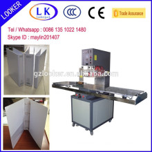 LEVER ARCH FILE dossier PVC weding machine