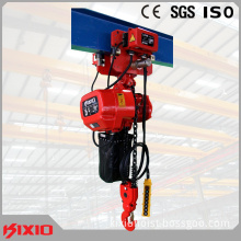 5ton Trolley Type Electric Chain Hoist (Overload Limiter)