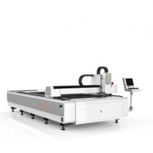 Steel Copper Aluminium Fiber Laser Cutting Machine
