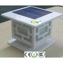hochwertige high Lumen led solar Zaun Post Lichter, solar Zaun Licht, led-Beleuchtung solar Zaun