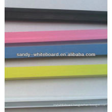 Plastic strips for whiteboard whiteboard accessories