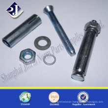 China Supplier Top Quality Galvanized Expansion Anchor Bolt