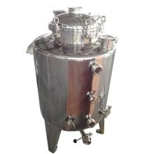 Stainless Steel Reflux Pot Still
