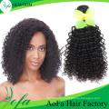 Оптовая Горячий Стиль Вьющихся Волос Weave Бразильского Виргинские Человеческих Волос