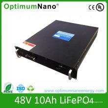 Batterie Lithium Ion Telecom 48V 10ah
