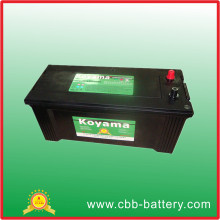 Hot Sale Maintenance Batterie pour véhicule automobile robuste automatique 140ah 12V