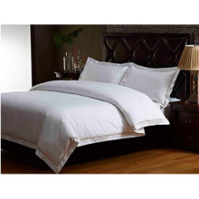 100% Cotton or T/C 50/50/Embroidery Hotel/Home Bedding Set (WS-2016006)