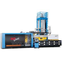 Línea de equipos de producción de preformas de plástico de alta velocidad