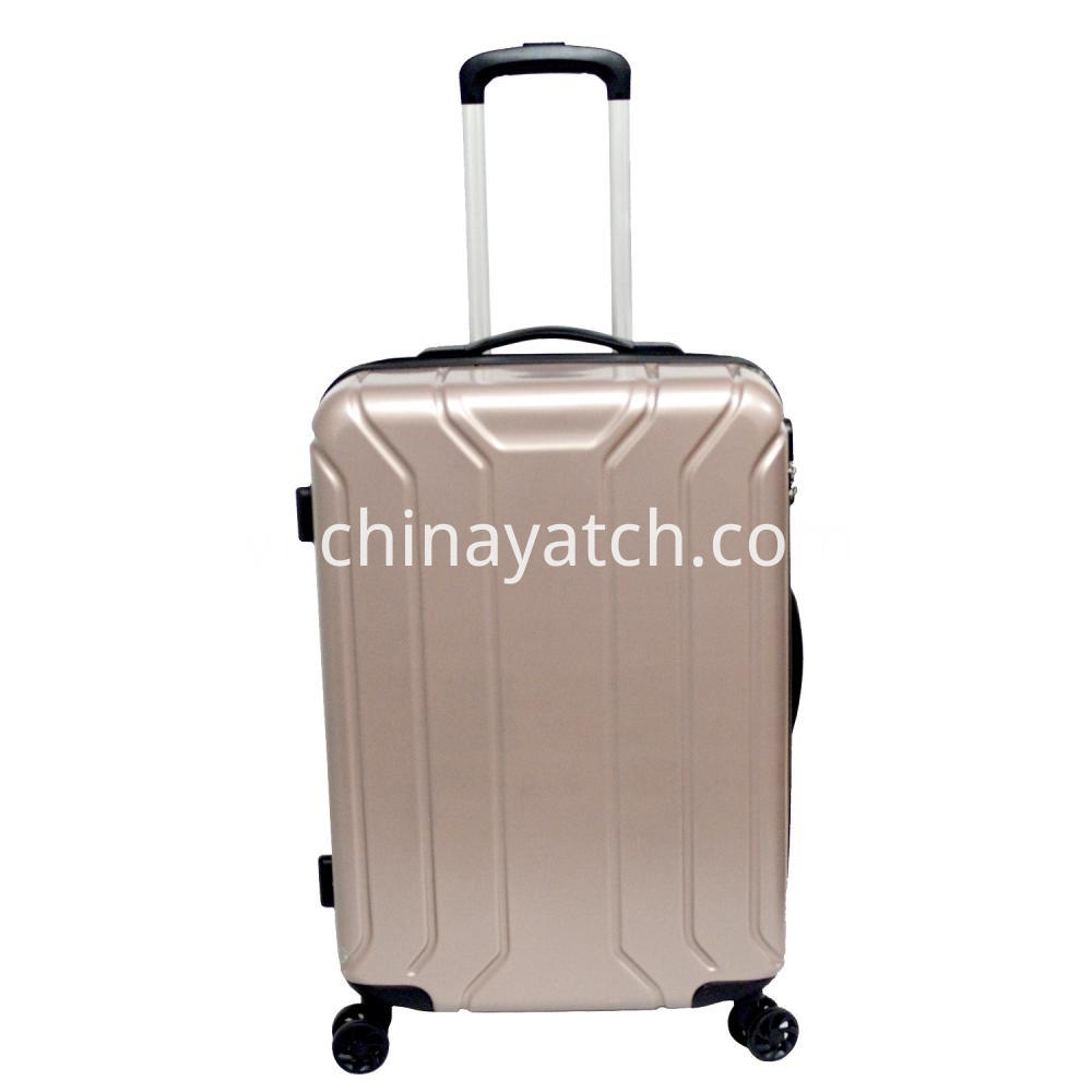 Pink Trolley Case Set
