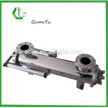 Esterilizador uv esterilizador de aço inoxidável água da torneira esterilização equipamentos filtro de água antibacteriana