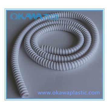 16mm Flexible PVC Ribbed Hose