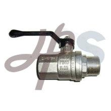 válvula de plomería de latón de alta presión