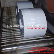 Pipe wrap outer tape similar polyken white tape