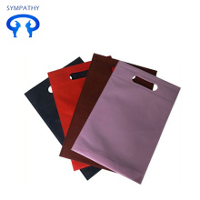 custom pp tnt non woven bag make machine price