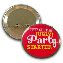 Emblema do botão (GZHY-MKT-026)