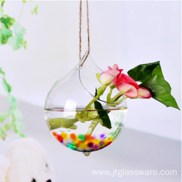 Hanging Glass Terrarium Ball Glass Vase