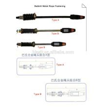 Elevador Corda Fixação / elevador corda fixação / Dedal