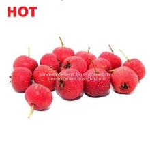 Instant hawthorn berry juice powder