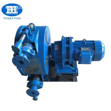 High pressure cement concrete hose peristaltic pump