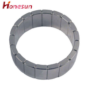 New Strong Ndfeb Electric Car Motor Permanent Magnet