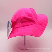 Hot Sales Bucket Caps al aire libre con diseño personalizado (ACEK0119)