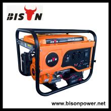 BISON (Китай) Электрические генераторы HONDA мощностью 5000 Вт на двигателе Gx390