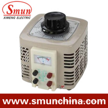 3kVA Contact Voltage Regulator Input 220VAC Single Phase Output 0~250VAC
