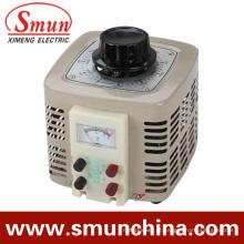 A fase monofásica da entrada 220VAC do regulador de tensão do contato 3kVA Output 0 ~ 250VAC