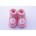 Cute Baby Bootee con diseño de animales Popular en China