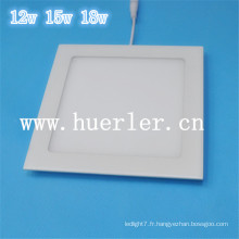 2014 nouveau carré / rond 4w / 6w / 9w / 12w / 15w / 18w 100-240v 18w boîtier LED