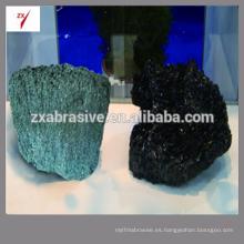 2015 carburo de silicio negro / verde abrasivo de China para abrasivo