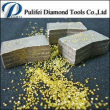 Abrasive Cutting Tools Diamond Granite Marble Basalt Cutting Segment