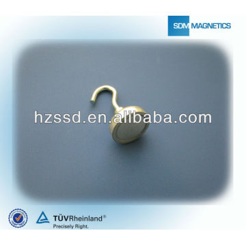 Holding Magnet with Hook