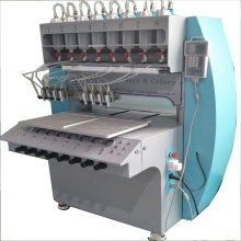 Máquina dispensadora de etiquetas pvc machinepvc